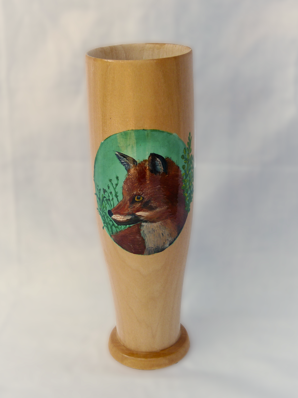 Weißbierbecher Fuchs